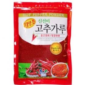 신선미 태양초 고추가루 1.36kg 한국산