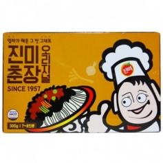 진미 춘장 오리지널 300g
