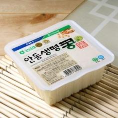 안동농협 안동생명콩두부 350g 부침용 (100% 안동생명콩)