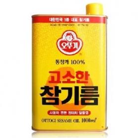 오뚜기 고소한 참기름 1000ml