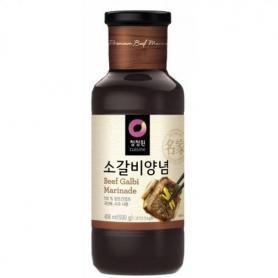 청정원 소갈비양념 500g