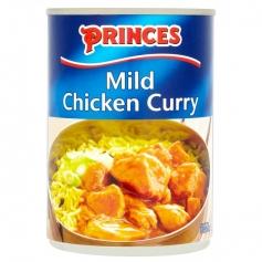 프린세스 치킨 카레 순한맛 400g