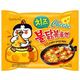 삼양 치즈 불닭볶음면 140g