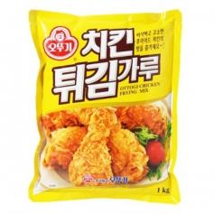 오뚜기 치킨튀김가루 1kg