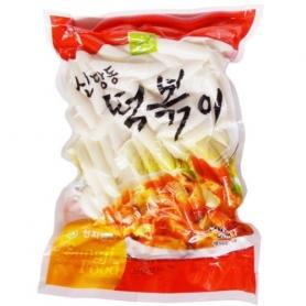 성지농산 맛나랑 신당동 호리호리 떡볶이떡 500g