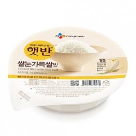 CJ 햇반 쌀눈가득쌀밥 210g