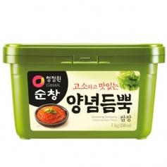 청정원 순창 쌈장 1kg