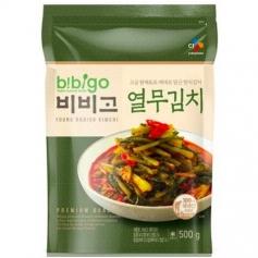 CJ 비비고 열무김치 500g