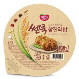 동원 쎈쿡 찰진약밥 210g