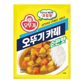 오뚜기 분말 카레 순한맛 1kg