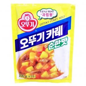 오뚜기 카레 100g 순한맛