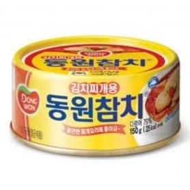 동원 매운김치찌개용 참치 150g