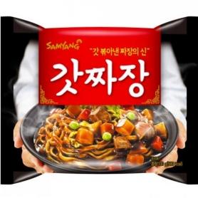 삼양 갓짜장 130g 내수용