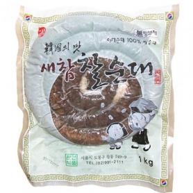 새참 찰 순대 1kg