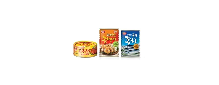 즉석식품 / 통조림